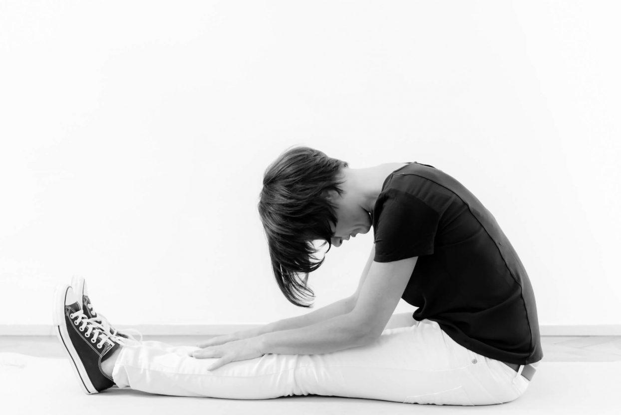Wenn Schmerzen schreien, Rückenprobleme oder ähnliches